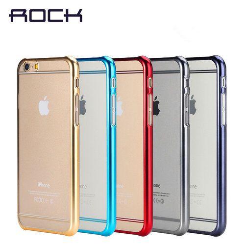 کاور سخت راک Rock مدل Neon مناسب برای Apple iPhone 6-6s