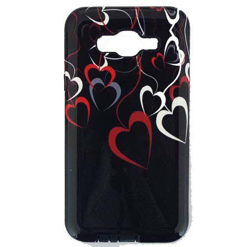 کاور سخت فانتزی مارک راک Rock مناسب برای Samsung Galaxy J7