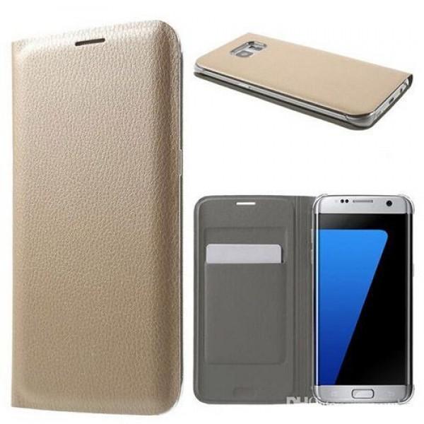 کیف کلاسوری چرمی اصلی Samsung Galaxy S7 Edge