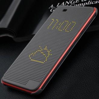کیف کلاسوری هوشمند اچ تی سی HTC Desire 828 Dot View