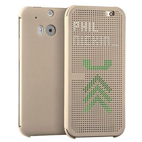 کیف کلاسوری هوشمند HTC One M8 Dot View