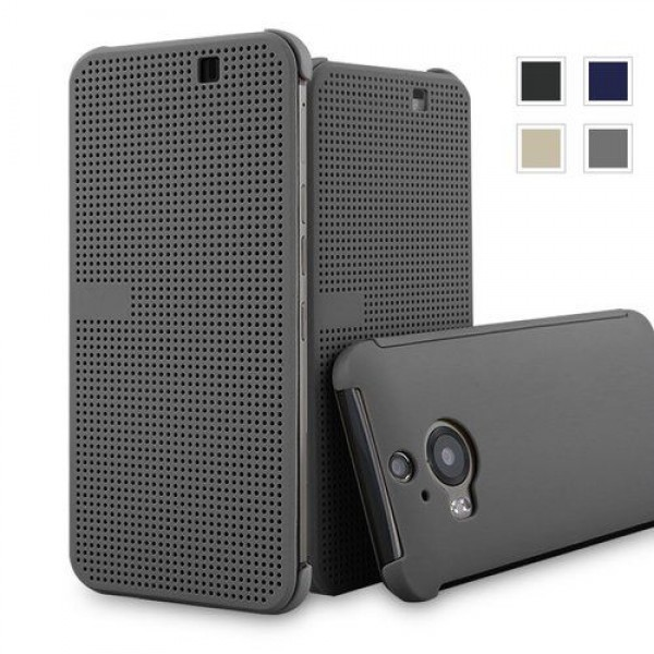 کیف کلاسوری هوشمند اچ تی سی HTC One M9 Plus Dot View