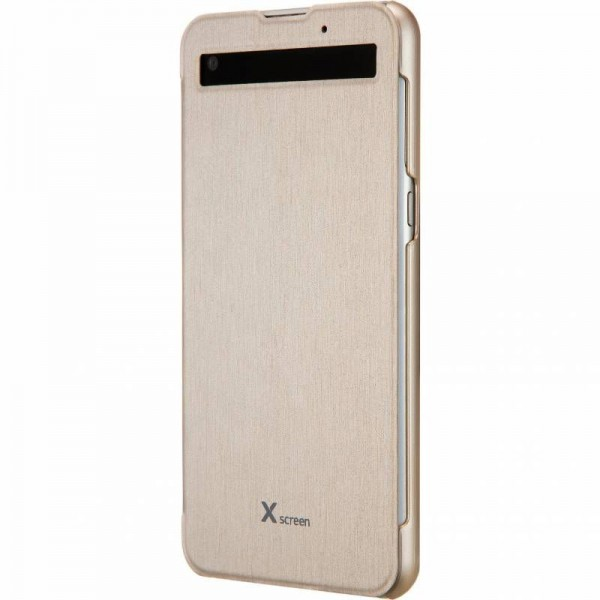 کیف کلاسوری اصلی هوشمند مدل CleanUP Quick مناسب LG X Screen