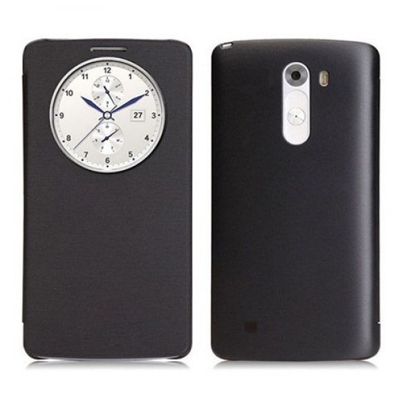 کیف کلاسوری هوشمند مدل Quick Cover مناسب LG K7