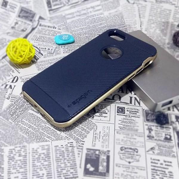 کاور اسپیگن سری Neo Hybrid Carbon مناسب Apple iPhone 7 Plus