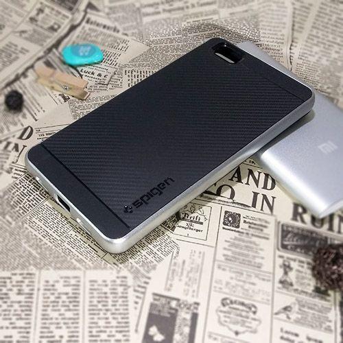 کاور اسپیگن سری Neo Hybrid Carbon مناسب Huawei Ascend P8 Lite