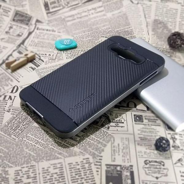 کاور اسپیگن سری Neo Hybrid Carbon مناسب Samsung Galaxy A3