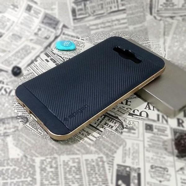 کاور اسپیگن سری Neo Hybrid Carbon مناسب Samsung Galaxy J7
