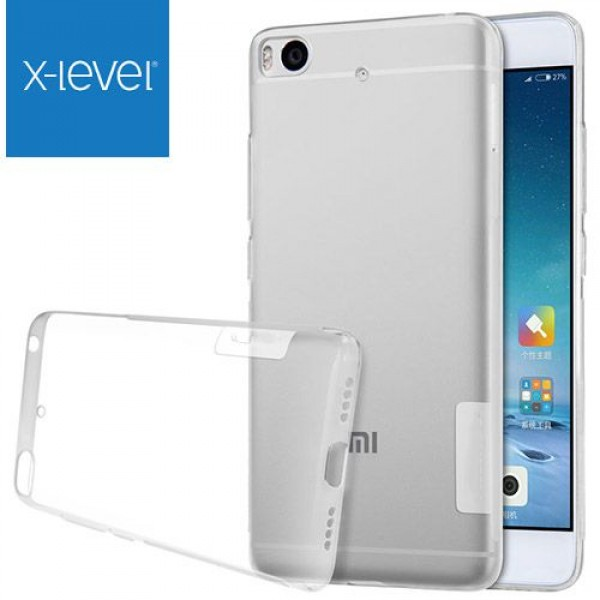 کاور ژله ای X-Level مدل AntiSlip مناسب Xiaomi Mi 5s