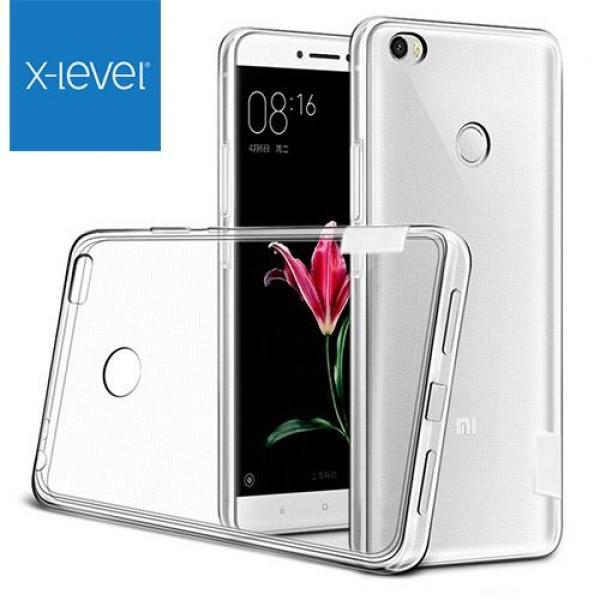 کاور ژله ای X-Level سری AntiSlip مناسب Xiaomi Mi Max