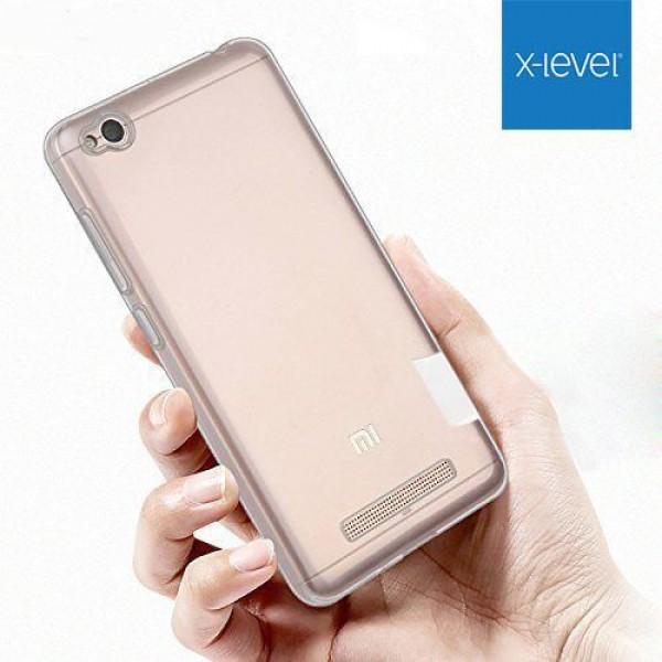 کاور ژله ای X-Level سری AntiSlip مناسب Xiaomi Redmi 4A