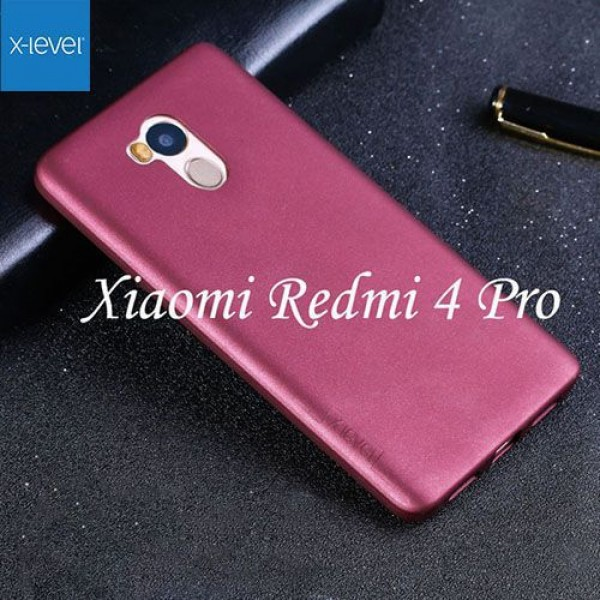کاور محافظ X-Level سری Guardian مناسب Xiaomi Redmi 4 Prime