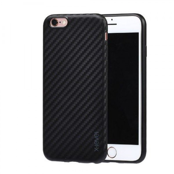 کاور محافظ X-Level سری Color Fiber مناسب Apple iPhone 6-6s