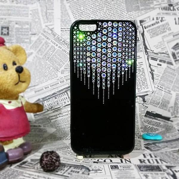 کاور فانتزی نگین دار YOUNICOU مناسب Apple iPhone 6-6s