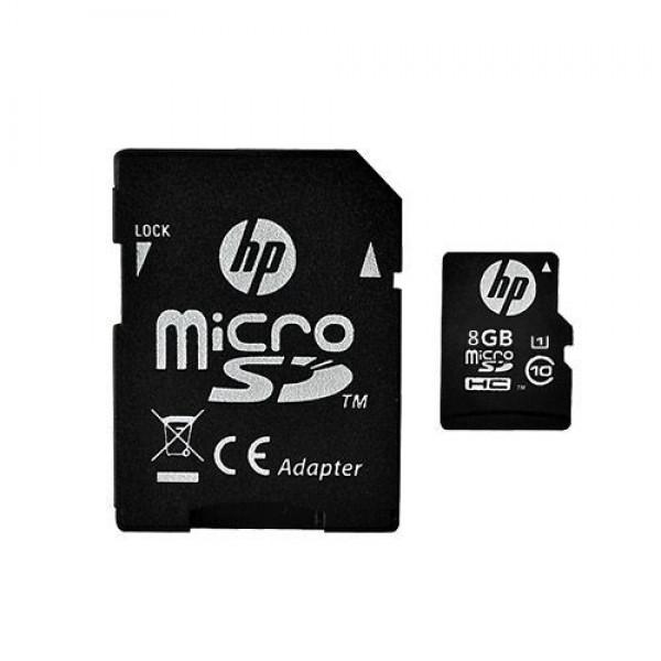 کارت حافظه میکرو اس دی 8 گیگابایت hp mi300 UHS-l U1