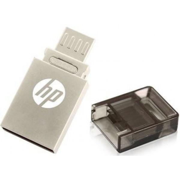 فلش مموری 16 گیگابایت اچ پی HP v510m OTG