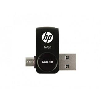 فلش مموری 16 گیگابایت اچ پی HP X800m OTG USB 3.0
