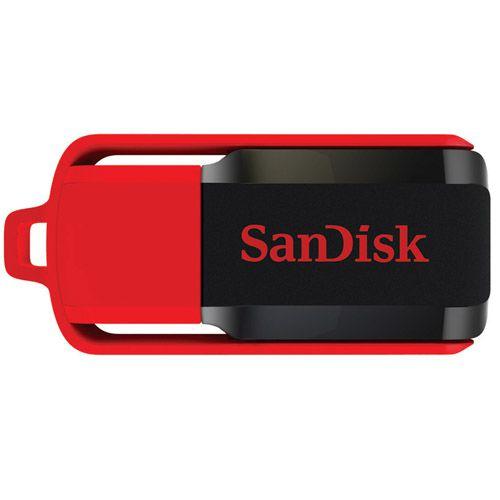 فلش مموری 16 گیگابایت سن دیسک Sandisk مدل Cruzer Switch CZ52