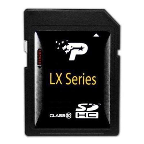 کارت حافظه اس دی 8 گیگابایت Patriot SDXC LX Series UHS-l U1