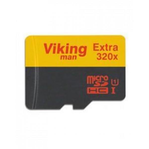 کارت حافظه میکرو اس دی ۸ گیگابایت VikingMan Extra 320x UHS-l U1