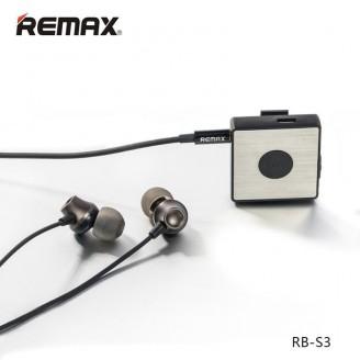 هندزفری بلوتوث ریمکس Remax RB-S3 Sport Clip-On
