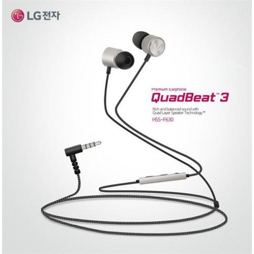 هدفون اوریجینال ال جی LG Quadbeat 3 HSS-F630
