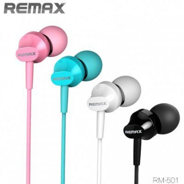 هندزفری تو گوشی ریمکس Remax RM-501