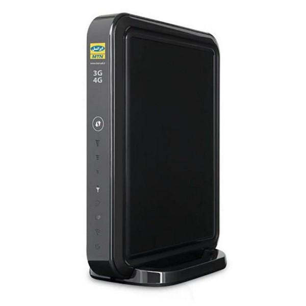 مودم رومیزی ایرانسل Irancell D100 3G-4G Wi-Fi Desktop Modem