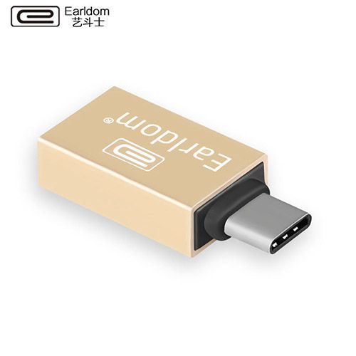 رابط هوشمند تبدیل Earldom USB 3.0 To Type-C OTG