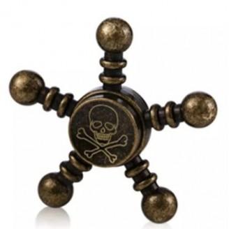 اسپینر فلزی طرح دزدان دریایی Fidget Spinner Pirates