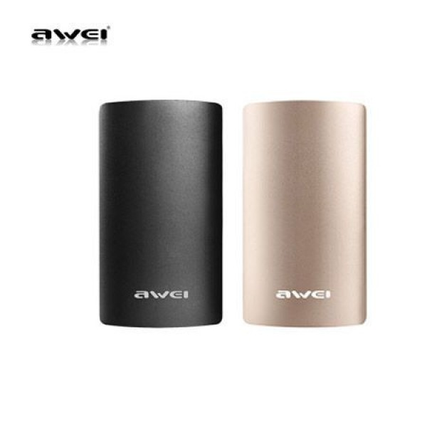 پاوربانک  8000 میلی آمپر Awei 8000mAh P82k Power Bank