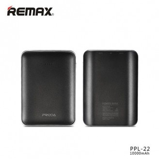 پاوربانک 10000 میلی آمپر ریمکس Remax Mink PPL-22