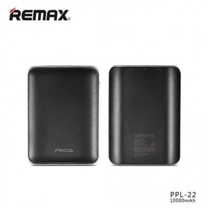 پاوربانک 10000 میلی آمپر ریمکس Remax Mink PPL-22