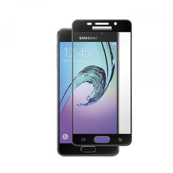 محافظ صفحه نمایش شیشه ای رنگی Samsung Galaxy A3 2016