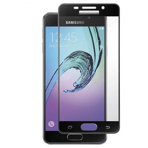 محافظ صفحه نمایش شیشه ای رنگی Samsung Galaxy A7 2016