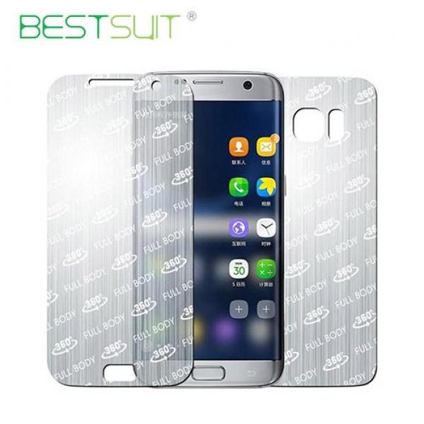 محافظ نانو 360 درجه Full Body مارک BestSuit مناسب Samsung Galaxy S7 Edge