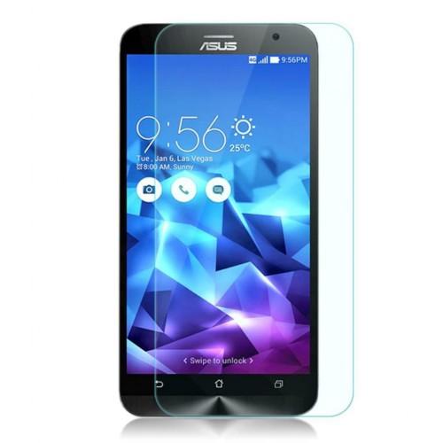 محافظ صفحه نمایش شیشه ای ایسوس Asus Zenfone 2 Deluxe ZE551ML