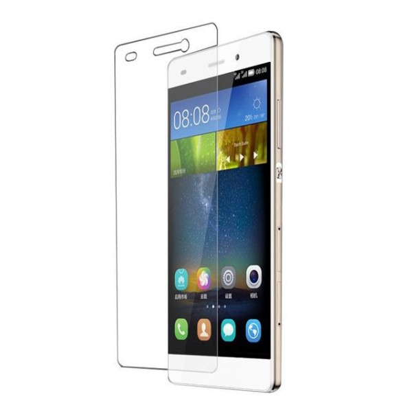 محافظ صفحه نمایش شیشه ای Huawei Ascend P8 Lite