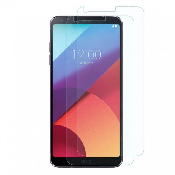محافظ صفحه نمایش شیشه ای LG G6