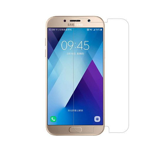 محافظ صفحه نمایش شیشه ای Samsung Galaxy A3 2017