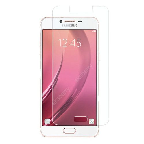 محافظ صفحه نمایش شیشه ای Samsung Galaxy C5