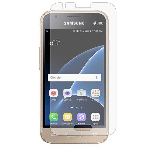 محافظ صفحه نمایش شیشه ای Samsung Galaxy J1 Mini Prime