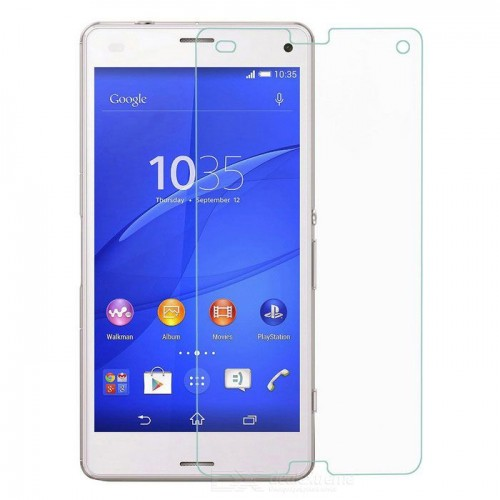 محافظ صفحه نمایش شیشه ای Sony Xperia Z3 Plus