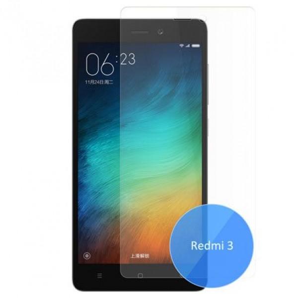 محافظ صفحه نمایش شیشه ای شیائومی Xiaomi Redmi3