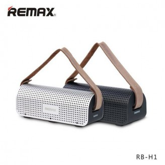 اسپیکر بلوتوث و پاوربانک ریمکس Remax RB-H1 HiFi Sound