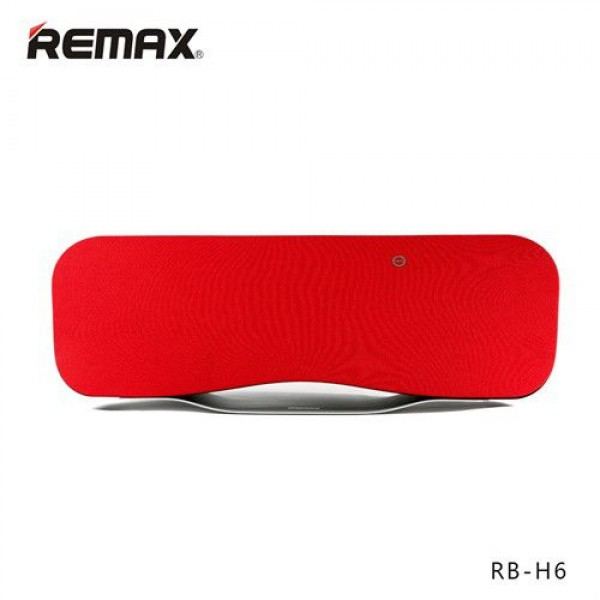 اسپیکر بلوتوث و پاوربانک ریمکس Remax RB-H6