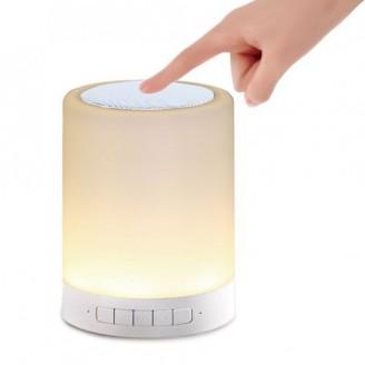 اسپیکر بلوتوث هوشمند Touch Lamp YM-388