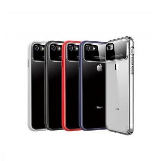 قاب لوکس Lens Mirror Effect مناسب Apple iPhone 7/8