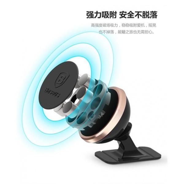 پایه نگهدارنده و هولدر آهن ربایی بیسوس Baseus 360 Rotation Magnetic Mount Holder
