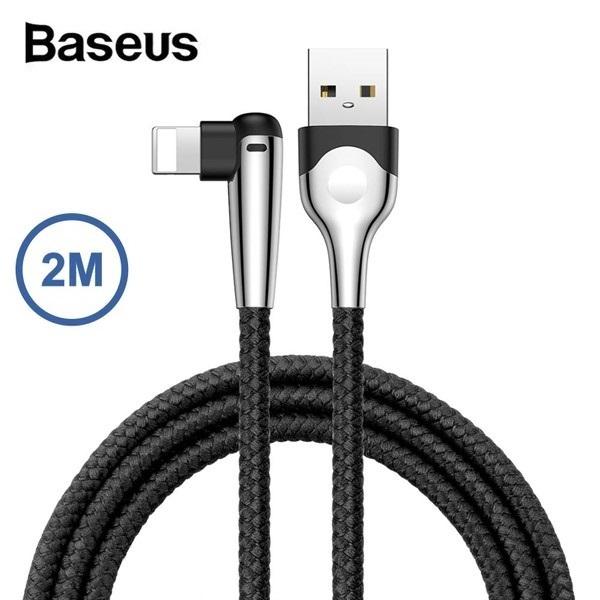 کابل شارژ لایتنینگ 2 متری بیسوس Baseus MVP Mobile Game Cable